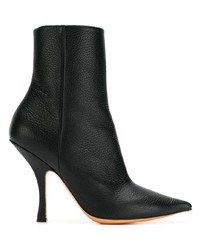 Y/Project Y Project Pointed Ankle Boots