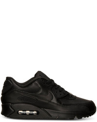 4f9a681d092e ... Nike Air Max 90 Leather Running Sneakers From Finish Line ...