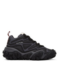 Acne Studios Black Bolzter Bensen Sneakers