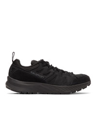 Salomon Black Odyssey Advanced Sneakers