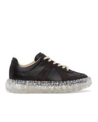 Maison Margiela Black Superbounce Replica Sneakers