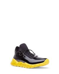 Fendi Ff Tech Sneaker