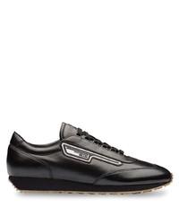 Prada Low Lace Up Sneakers