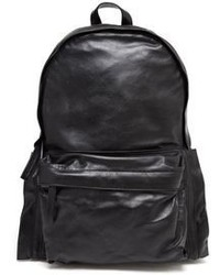 Ann Demeulemeester Soft Leather Backpack