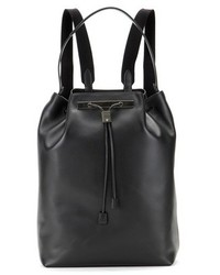 The Row Backpack 11 Leather Backpack