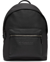 Coach 1941 Black Charter Backpack