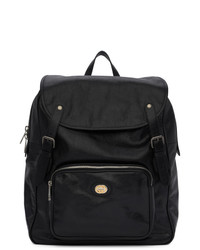 Gucci Black Fuffy Backpack
