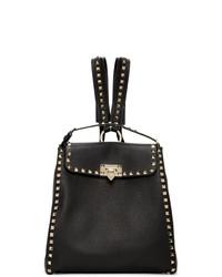 Valentino Black Garavani Backpack