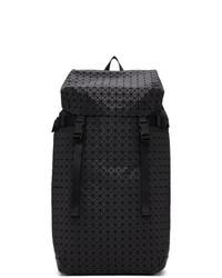 Bao Bao Issey Miyake Black Hiker Backpack