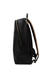 Paul Smith Black Striped Backpack