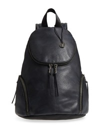 John Varvatos Star USA Brooklyn Suede Backpack