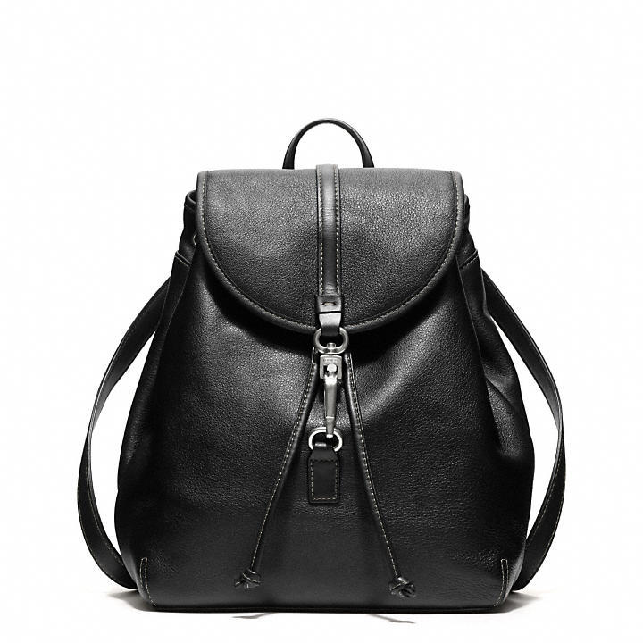 Coach Studio Legacy Backpack In Leather   Where to buy & how to wear