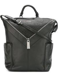 Diesel Zip Detail Backpack
