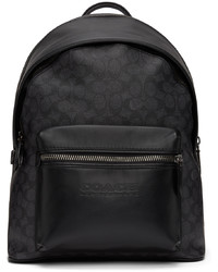 Coach 1941 Grey Signature Charter Backpack