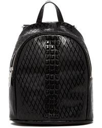 L.A.M.B. Jessa Mini Leather Backpack