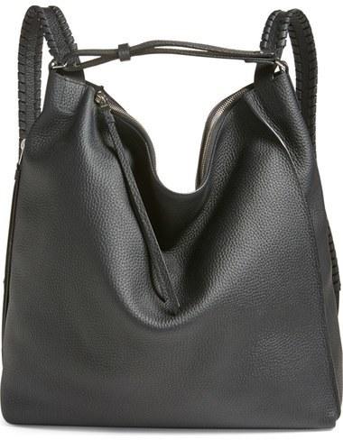 e7d288951c ... AllSaints Kita Convertible Leather Backpack ...