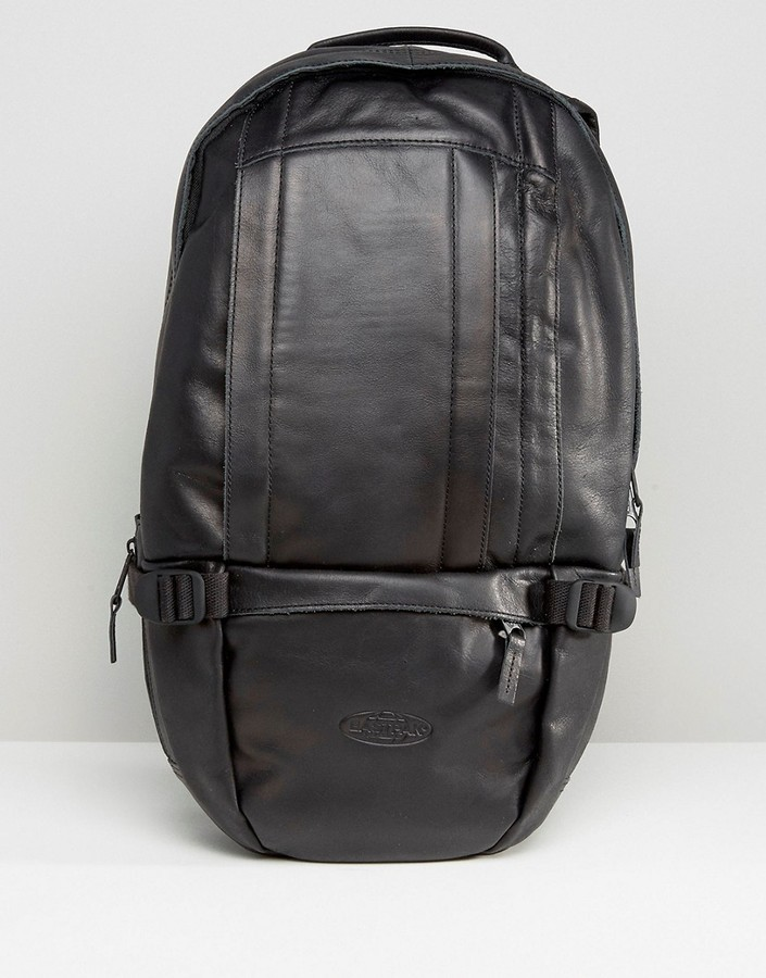 Eastpak Leather Floid Backpack | Where to buy & how to wear