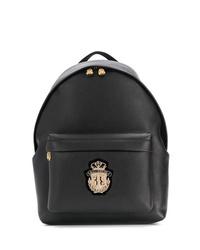 Billionaire Logo Patch Backpack