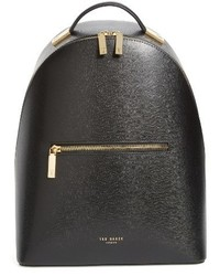 Ted Baker London Mini Jarvis Leather Backpack Pink