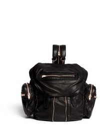Alexander Wang Marti Nylon Three Way Backpack