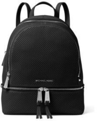 MICHAEL Michael Kors Michl Michl Kors Rhea Medium Perforated Leather Backpack