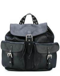 Multi pockets flap backpack medium 3732502