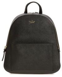 Kate Spade New York Cameron Street Marisole Leather Backpack Black
