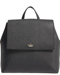 Kate Spade New York Cameron Street Neema Leather Backpack Brown