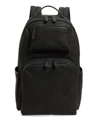 Shinola Nubuck Utility Backpack