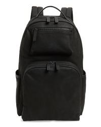 Shinola Nubuck Utility Backpack