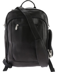 Piel Leather Laptop Backpackshoulder Bag 3056