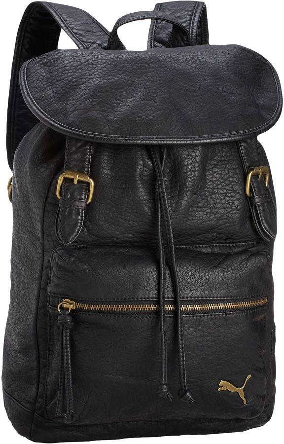 ... Black Leather Backpacks Puma Loop Backpack ... 798b66e599