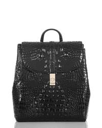 Brahmin Sadie Leather Backpack