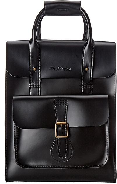 design de qualité 41ef2 e9c53 $240, Dr. Martens Small Leather Backpack Backpack Bags