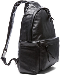 Stampd Leather Backpack | Where to buy & how to wear