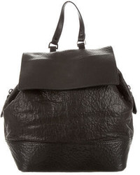 Alice + Olivia Textured Leather Backpack