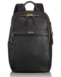 Tumi Voyageur Small Daniella Leather Backpack