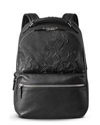 Shinola X Disney Runwell Leather Backpack
