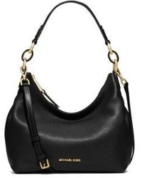 MICHAEL Michael Kors Michl Michl Kors Isabella Medium Pebbled Leather Hobo Bag