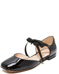 Marc Jacobs Alyssa Mary Jane Ballerina Flats