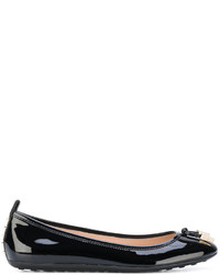 Tod's Classic Ballerina Shoes