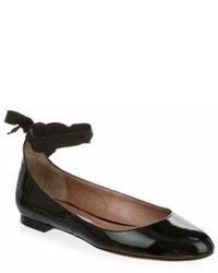 Tabitha Simmons Daria Patent Leather Ballet Flats