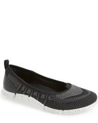 Ecco Intrinsic Knit Slip On Flat