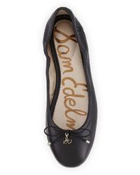 Sam Edelman Felicia Classic Ballet Flat Black