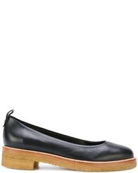 Lanvin Platform Ballerina Shoes