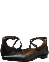 Frye Sienna Cross Ballet Flat Shoes