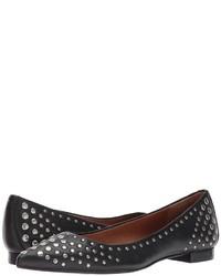 Frye Sienna Multi Stud Ballet Flat Shoes