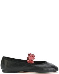 RED Valentino Strap Detail Ballerinas