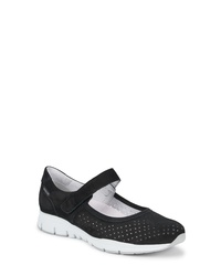 Mephisto Yelina Perforated Mary Jane Sneaker
