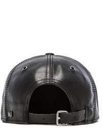 ... Marc by Marc Jacobs Leather Cap 1341951be12